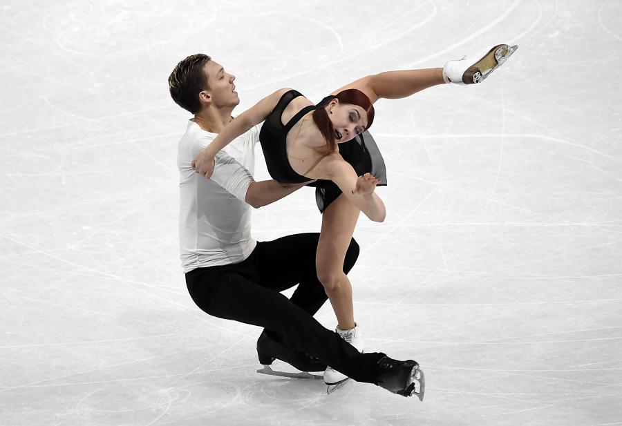 Ekaterina Bobrova i Dmitri Soloviev