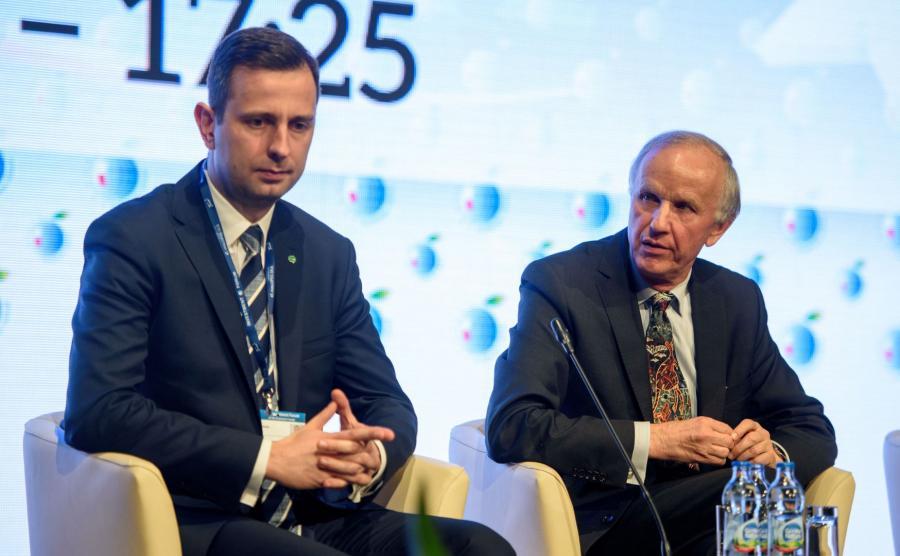 Władysław Kosiniak-Kamysz i Grzegorz Kołodko