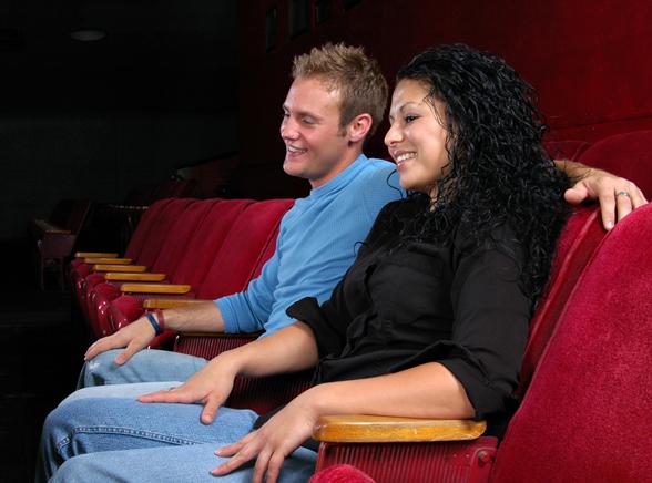Chudnij w kinie!