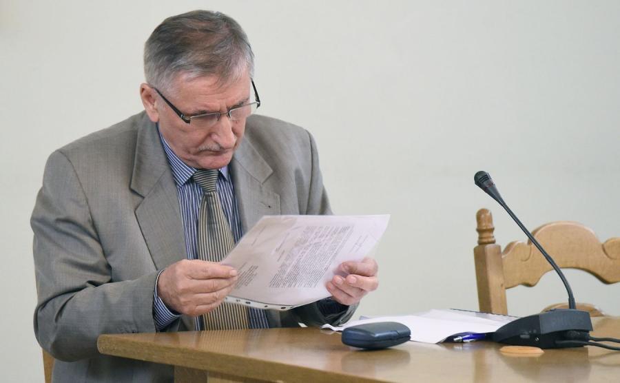 Były prezes Urzędu Lotnictwa Cywilnego Tomasz Kądziołka