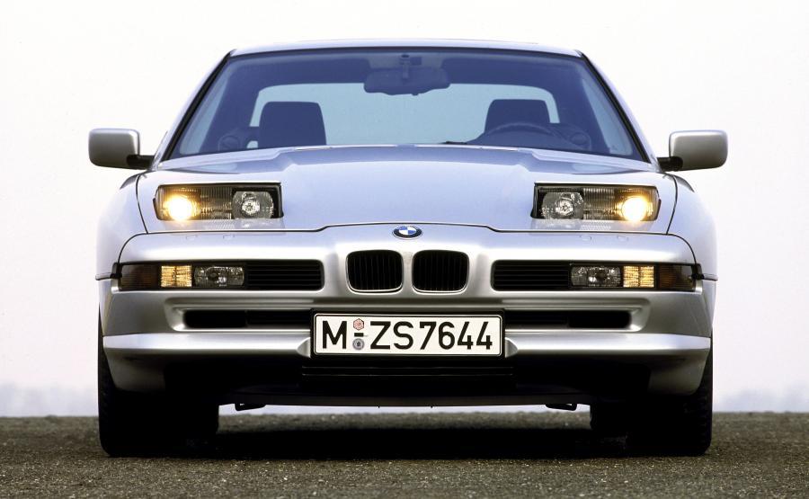 BMW 850i (E31, 1989 rok)