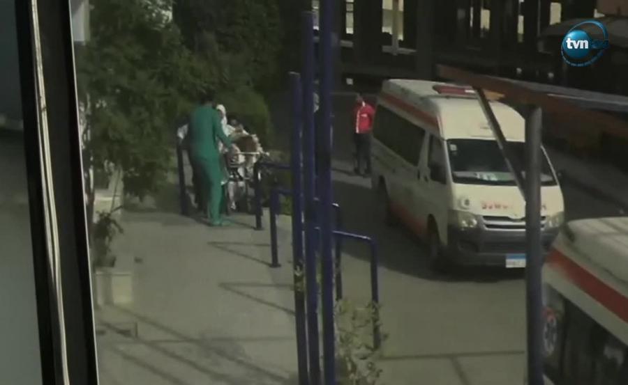 Magdalena Ż. przywieziona do Red Sea Hospital w Hurgadzie