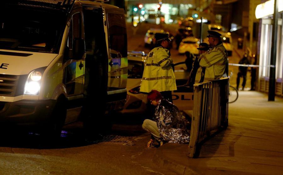 Zamach w Manchesterze