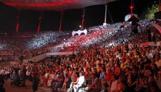 Amfiteatr w Kielcach gotowy jest na organizację dużych imprez