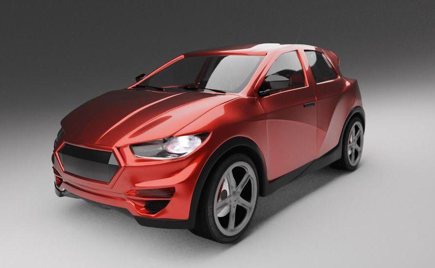 Andrzej Lechowicz chciałby, aby tak wyglądał polski samochód elektryczny