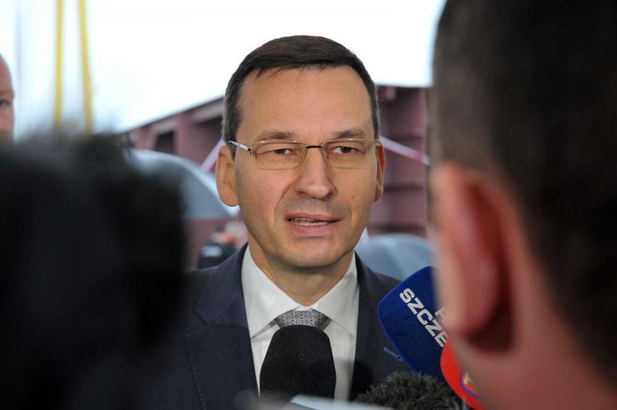 Mateusz Morawiecki PAP Marcin Bielecki