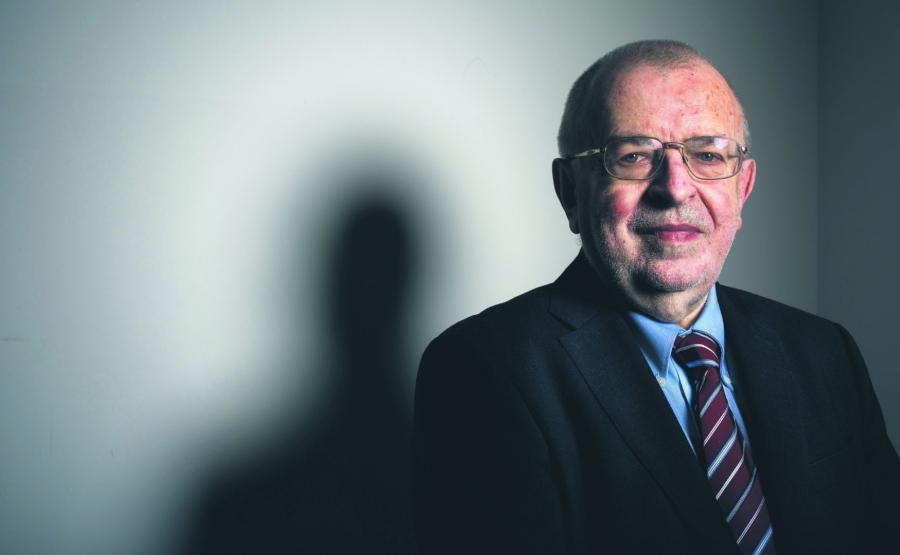 Zbigniew Lewicki, fot. Darek Golik
