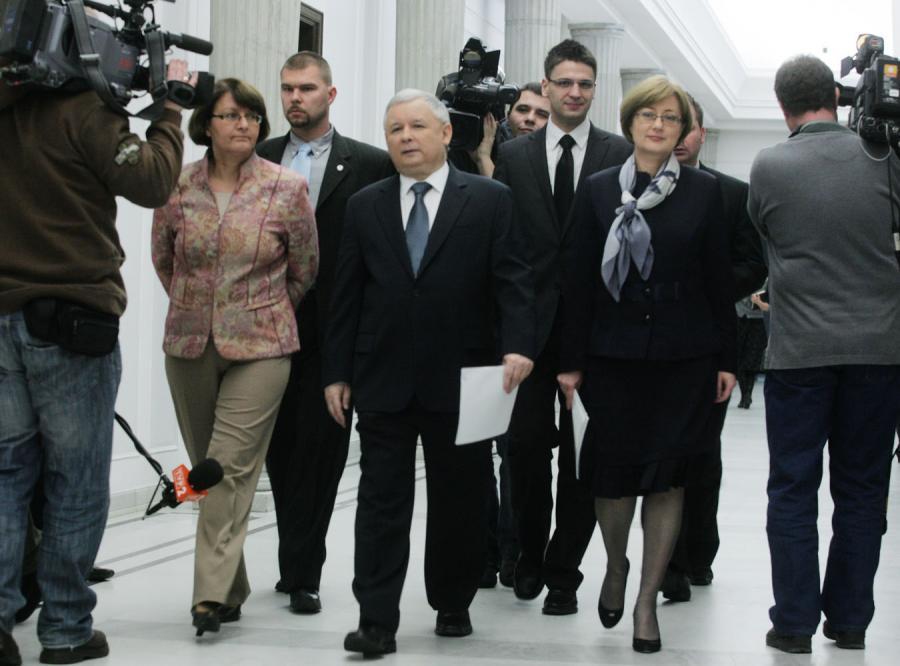 PiS chce oddać media publiczne Platformie