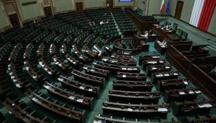 Wystąpienie pierwszej prezes Sądu Najwyższego Małgorzaty Gersdorf podczas posiedzenia Sejmu