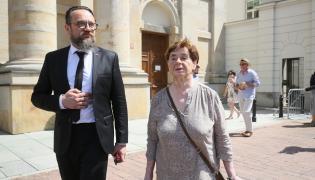 Zofia Romaszewska - uczestniczka opozycji demokratycznej w PRL, współtwórczyni Biura Interwencyjnego KSS KOR i Radia Solidarność