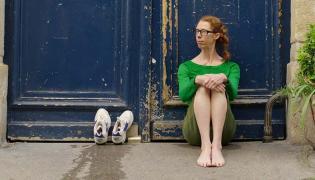 """Kadr z filmu """"Paryż na bosaka"""""""