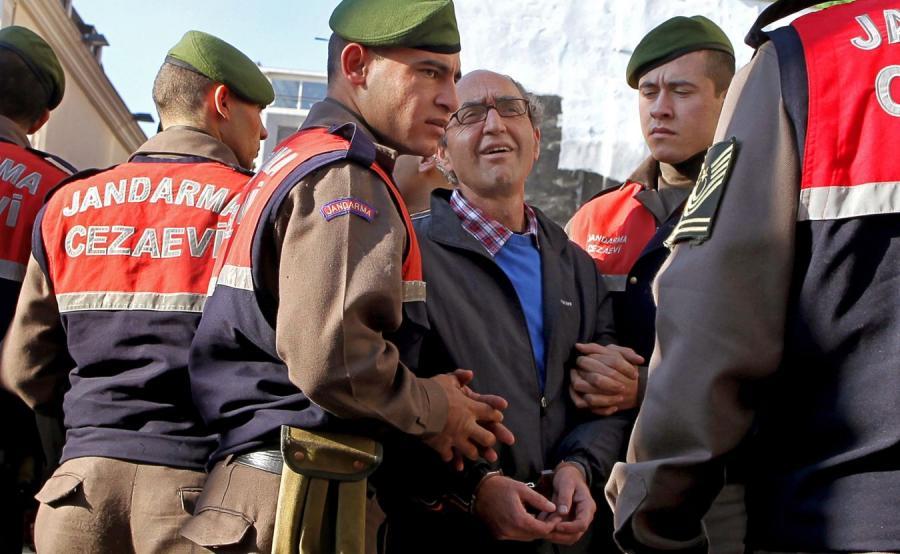 Pisarz Dogan Akhanli aresztowany w Hiszpanii