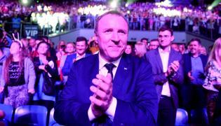Prezes Zarządu Telewizji Polskiej S.A. Jacek Kurski.