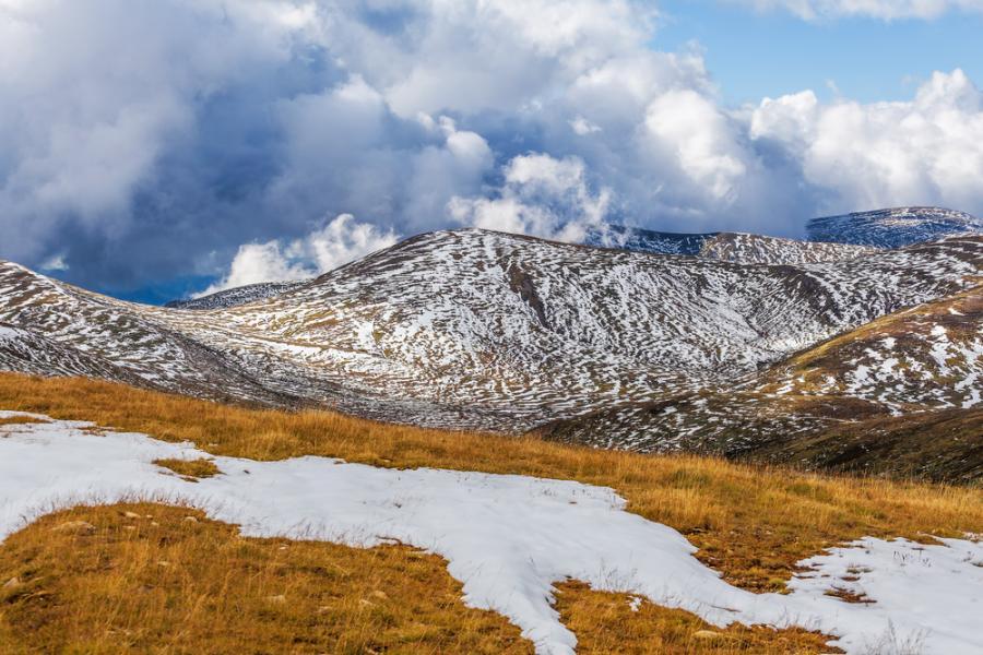 Park Narodowy Mount Kosciuszko w Australii