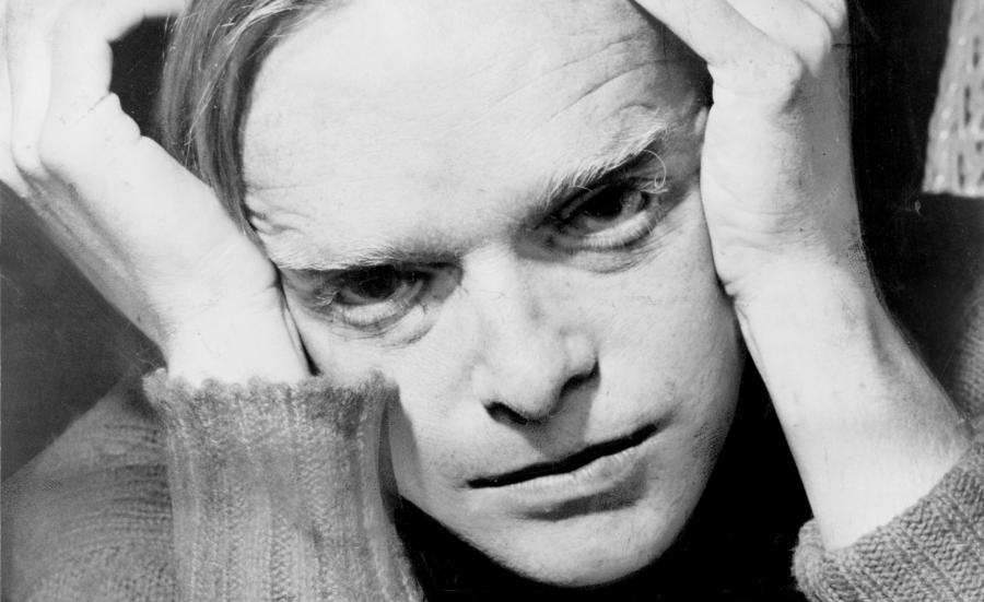 Truman Capote (Fot. Roger Higgins, Źródło: Library of Congress Prints and Photographs Division. New York World-Telegram and the Sun Newspaper Photograph Collection)