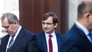 Henryk Kowalczyk i Zbigniew Ziobro