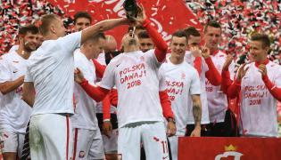 Piłkarska reprezentacja Polski pokonała Czarnogórę w ostatnim meczu eliminacyjnym
