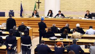 Proces Butungu, szefa gangu z Rimini