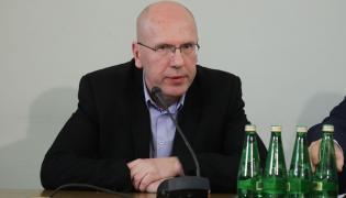 Były komendant miejski policji w Gdańsku Zbigniew Pakuła