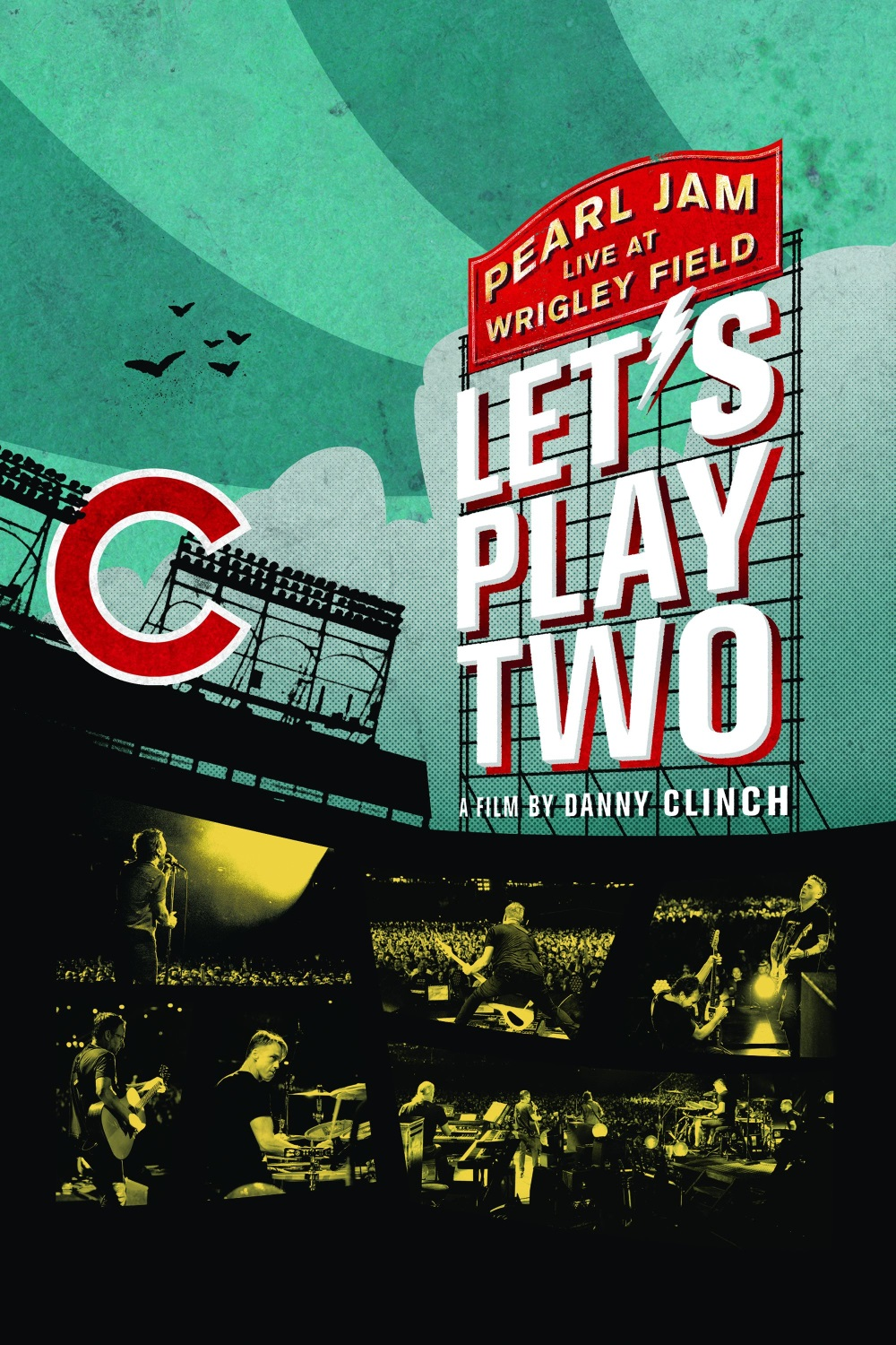 "Pearl Jam ""Let's Play Two"" Universal Music Polska"