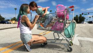 """The Florida Project"" w kinach do 25 grudnia 2017 roku"