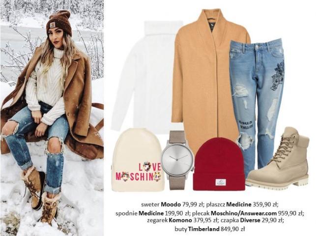 Modne kurtki i płaszcze na zimę 2017