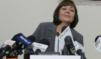 Minister pracy: Prostytutka to nie zawód