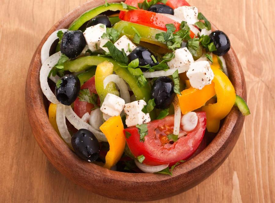 Sałatka bywa zagrożeniem dla diety