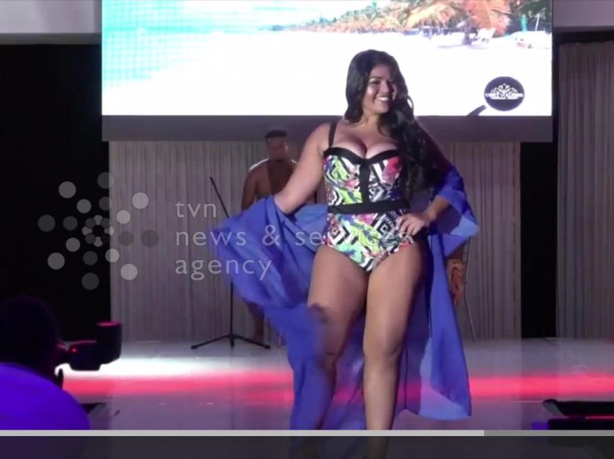 Wybory Miss Piękność Plus Size w Kolumbii