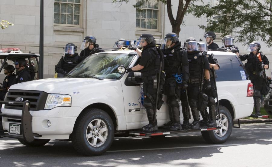 Policja w Denver