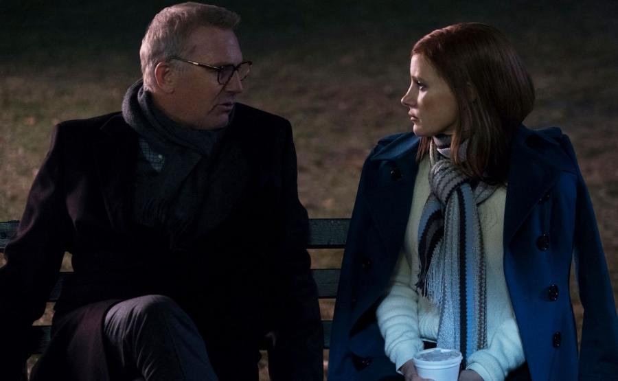 Kevin Costner i Jessica Chastain