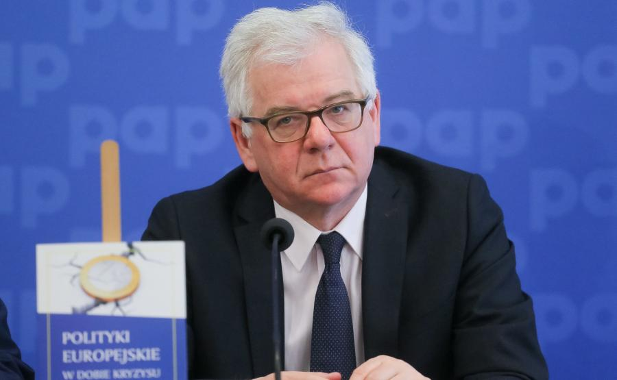 Prof. Jacek Czaputowicz