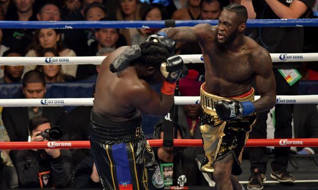 Niepokonani pięściarze będą walczyć o pas WBC w wadze ciężkiej. Wilder kontra Ortiz 3 marca w Nowym Jorku