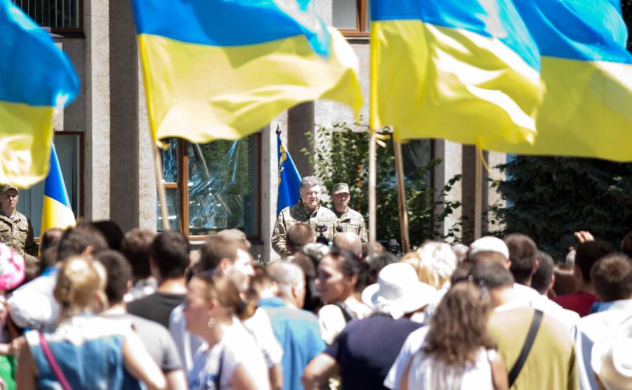 Ukraińców w Polsce przybywa