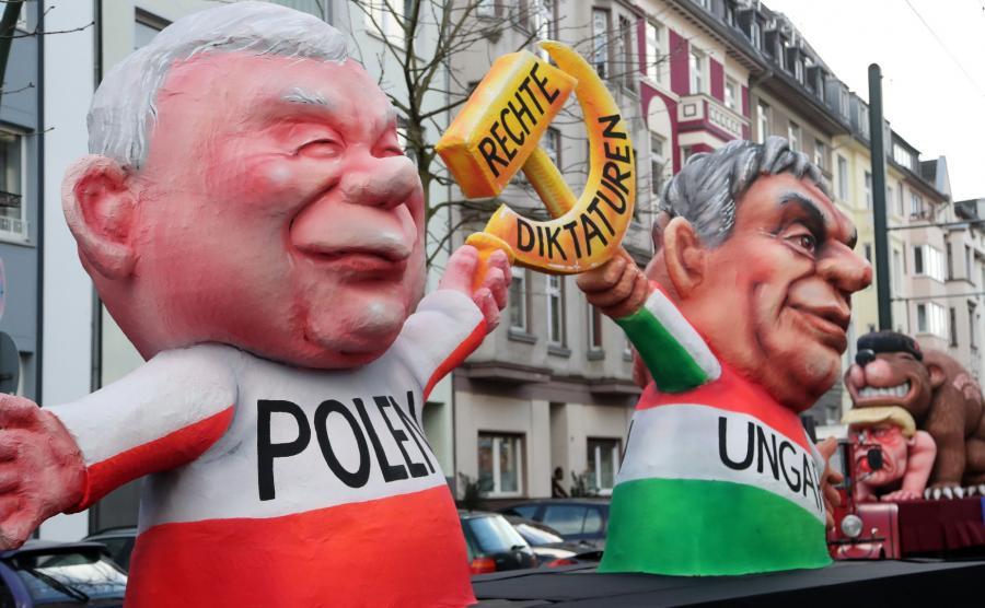 Kaczyński i Orban
