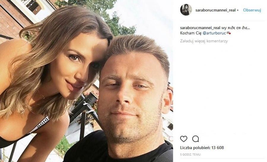 Sara i Artur Borucowie