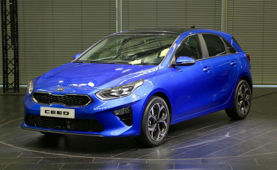 Ceed to pierwszy model marki Kia, który może być wyposażony w system Lane Follow Assist zapewniający drugi poziom jazdy autonomicznej