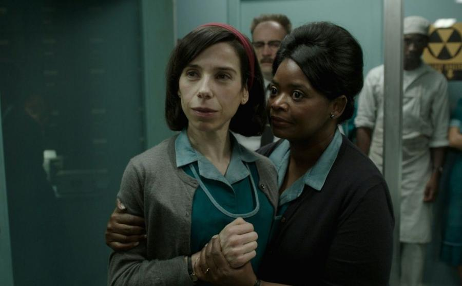 Sally Hawkins i Octavia Spencer