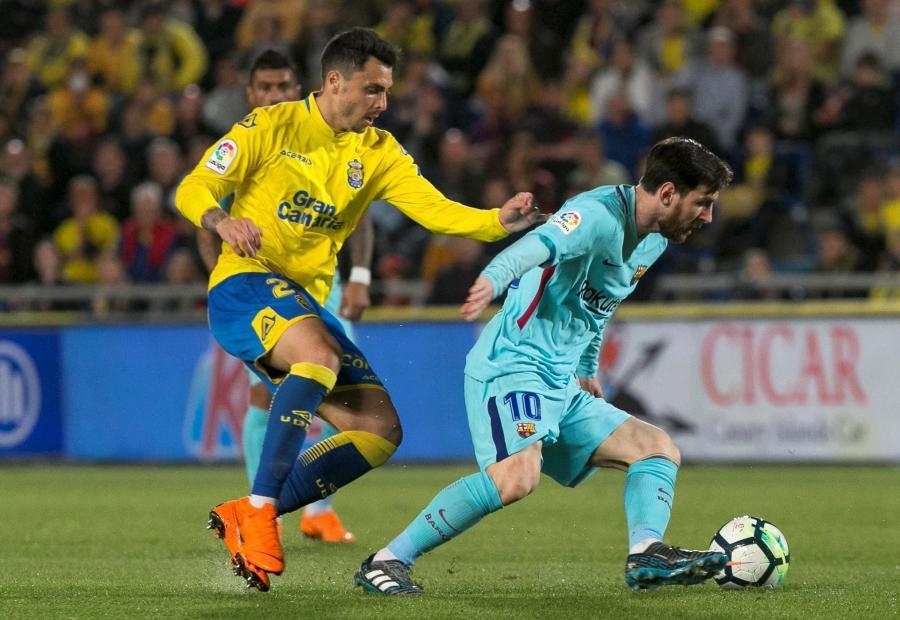 Lionel Messi i Ximo Navarro