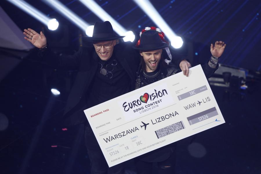 Gromee i Lukas Meijer wygrali polskie eliminacje do Eurowizji 2018