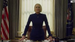 """Robin Wright w 6. sezonie """"House of Cards"""""""