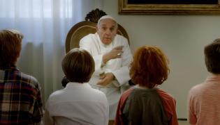 """Kadr z filmu """"Tam, gdzie mieszka Bóg"""""""