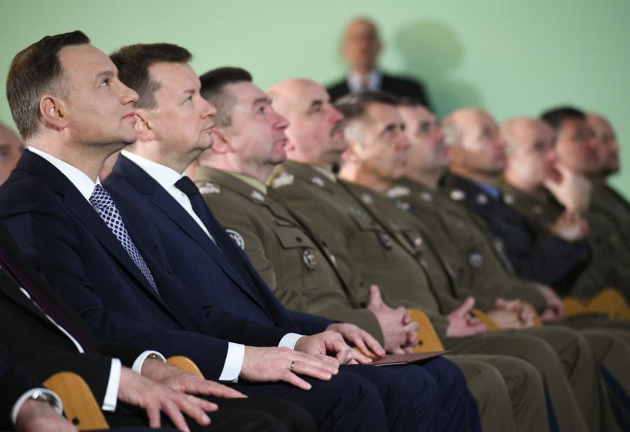 Doroczna odprawa rozliczeniowo-koordynacyjna kierowniczej kadry MON i Sił Zbrojnych