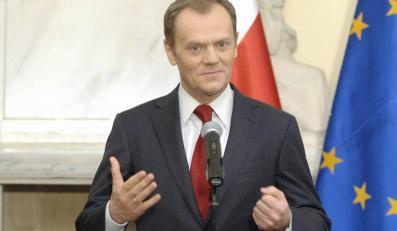Tusk:Przekładamy wprowadzenie reform o rok