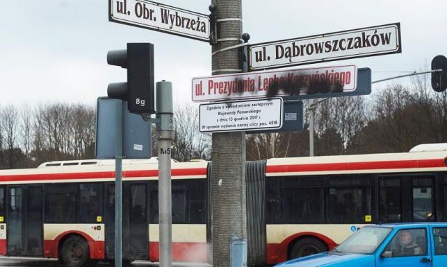 963f0236cb1a2 Sąd uchyla decyzję wojewody ws. zmiany nazwy ulicy na L. Kaczyńskiego.  Prezydent Gdańska  Ten wyrok przejdzie do historii (5.23 14)