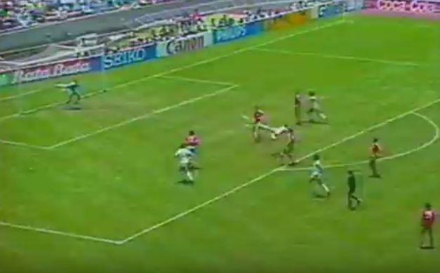 Gol Manuela Negrete