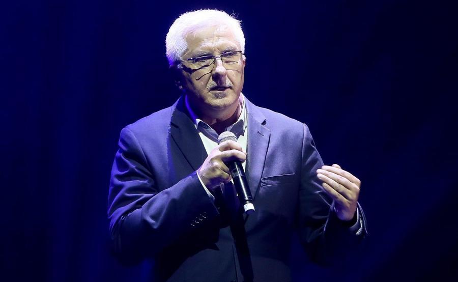 Prezydent Nowej Soli Wadim Tyszkiewicz