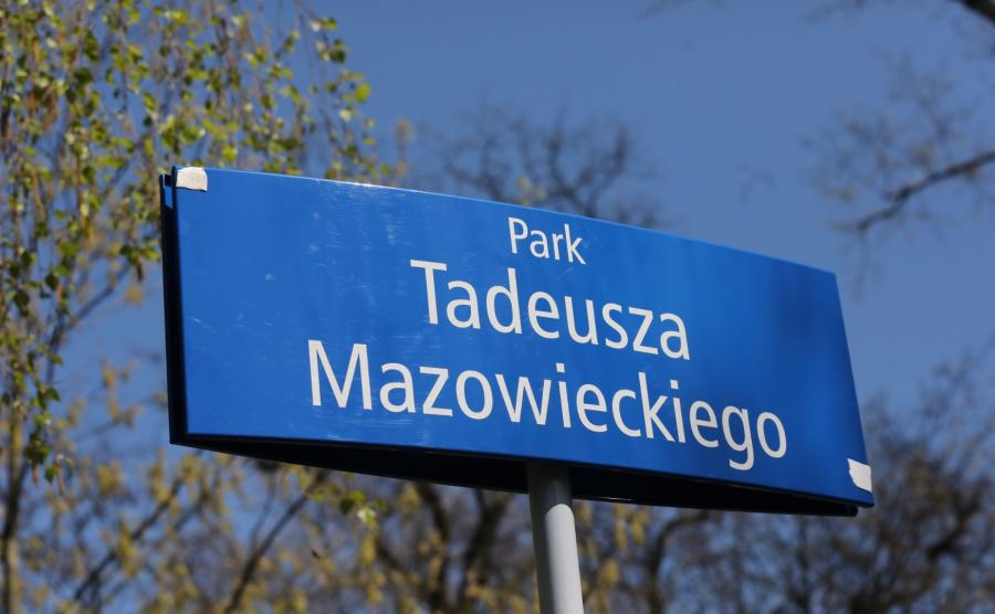 Park Tadeusza Mazowieckiego