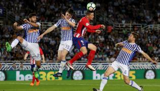 Real Sociedad - Atletico Madryt