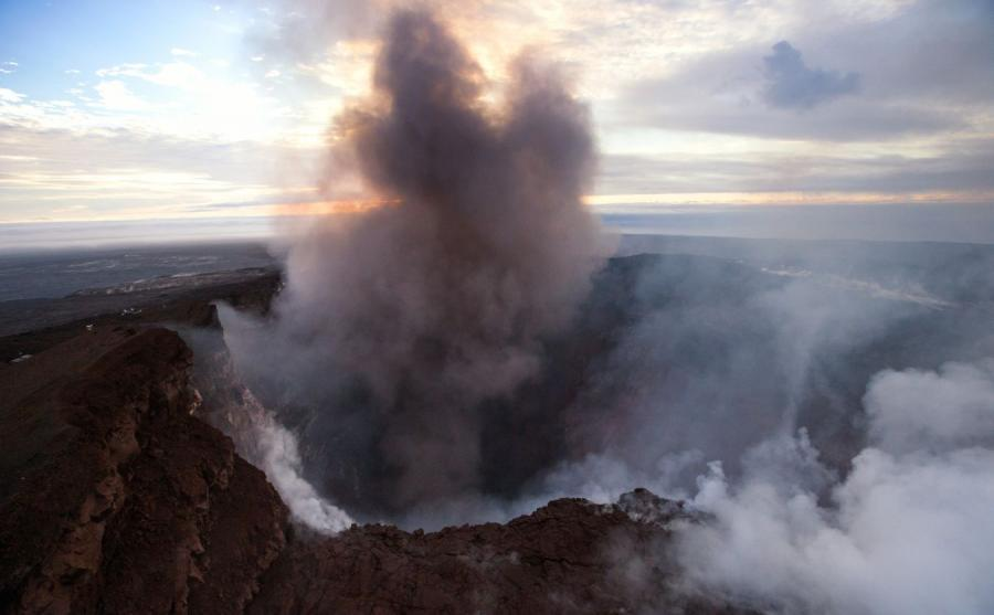 Wulkan Kilauea